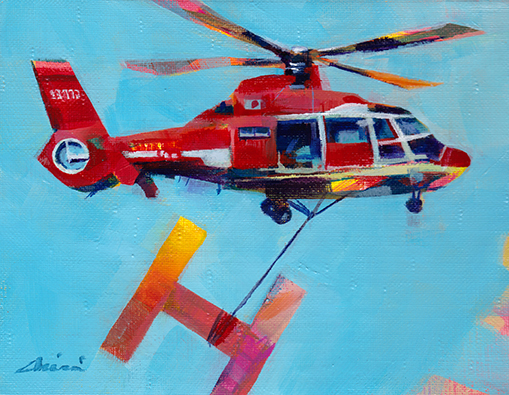 H - Helicopter