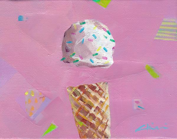 I - Ice Cream
