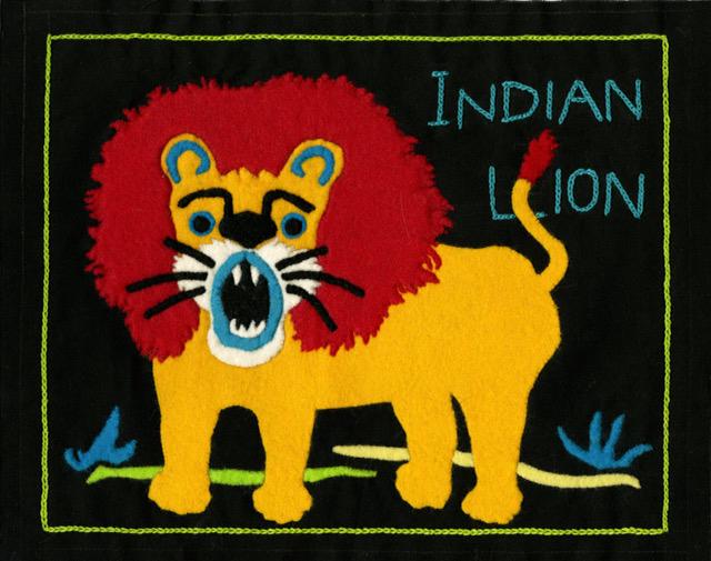 Indian Lion