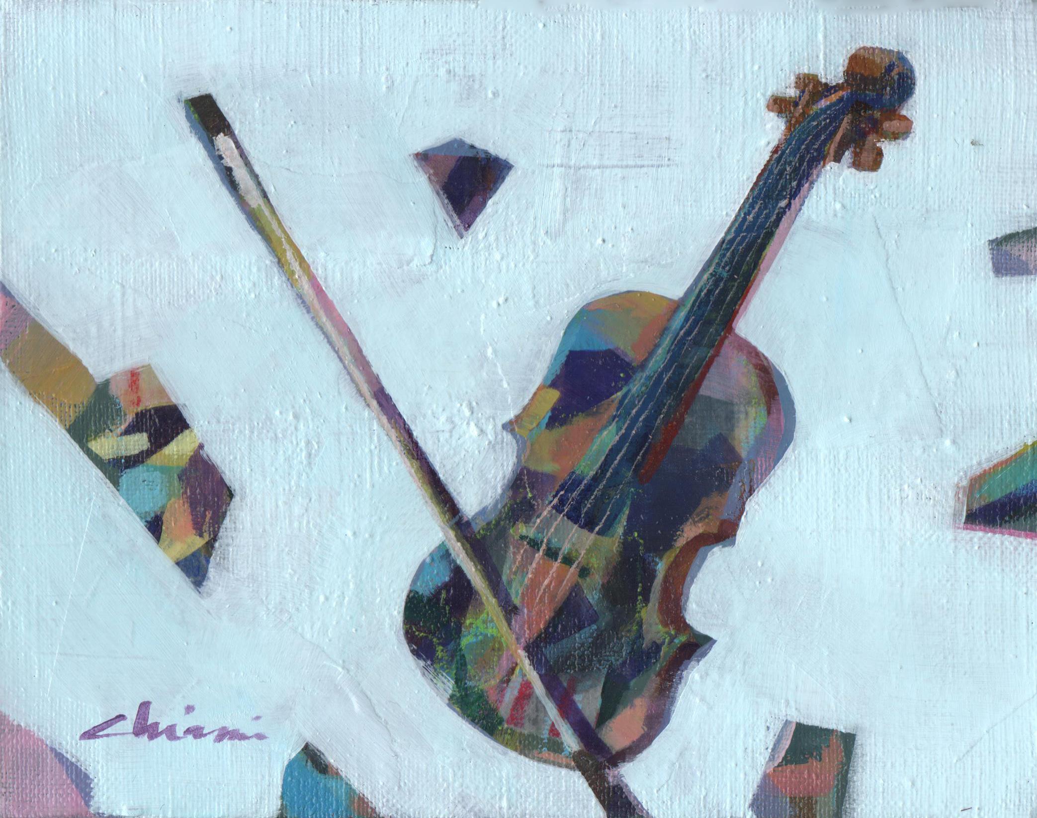 V - Violin