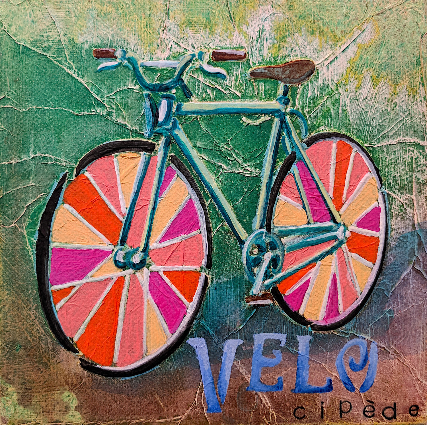V for Velocipede