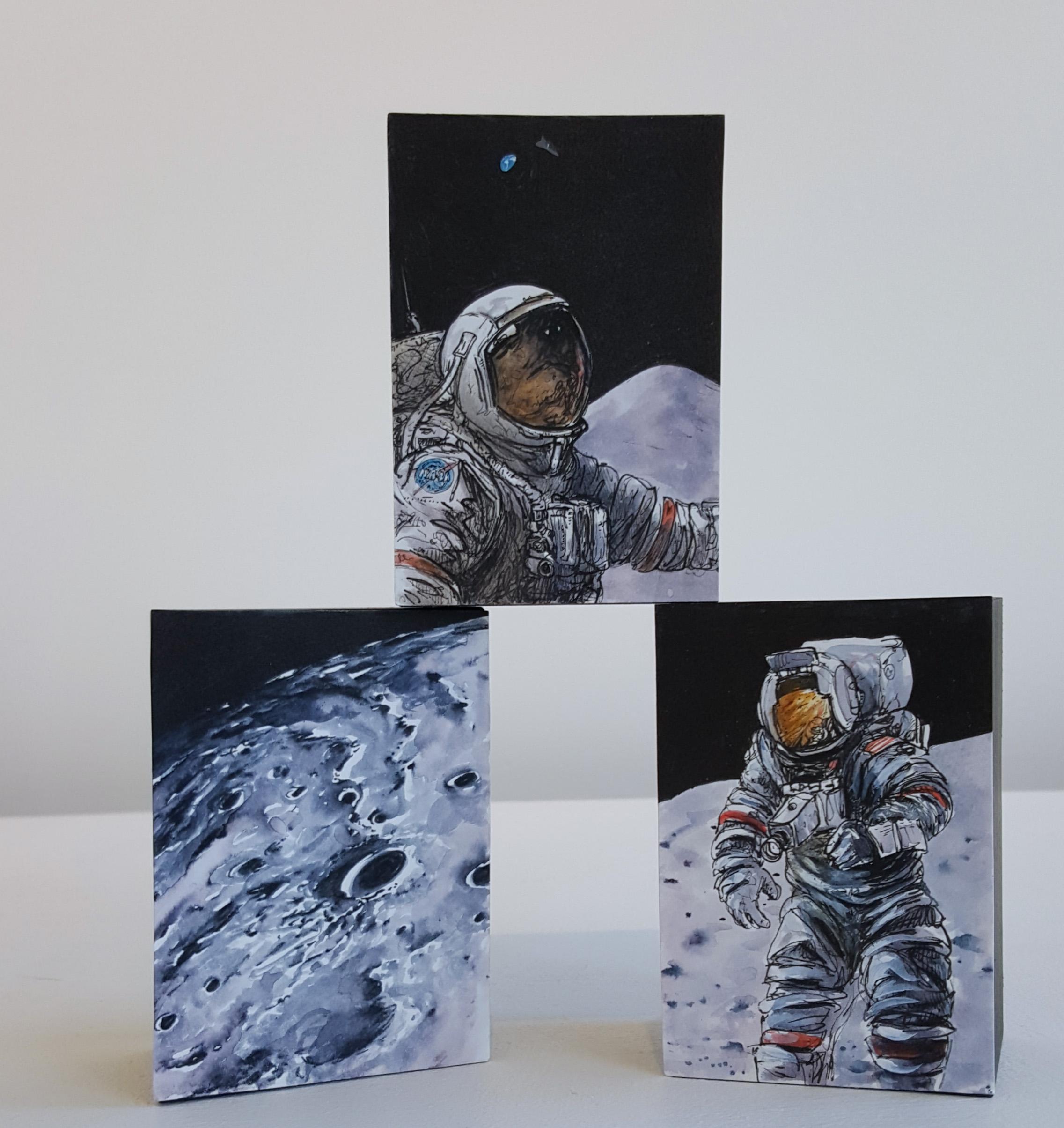Moon I - III