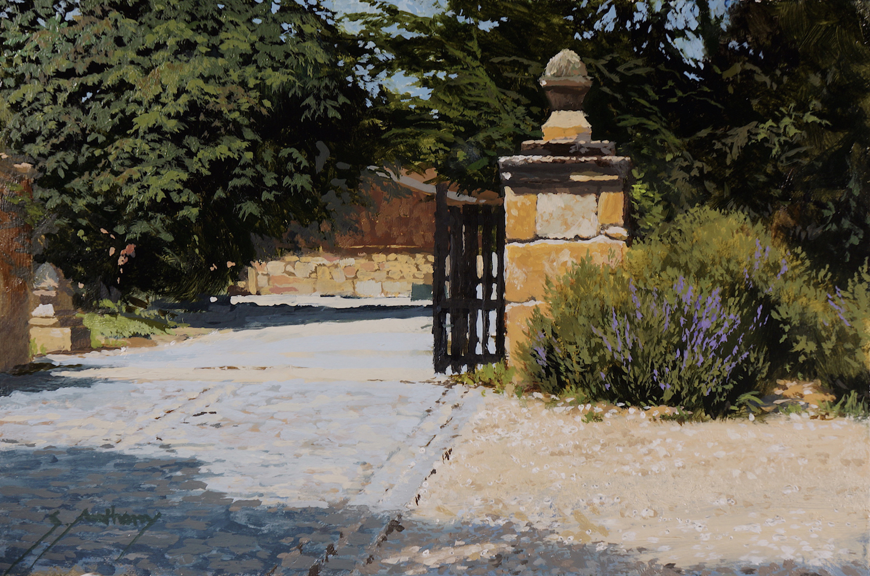 Stone Gatepost, Farm Remulleri