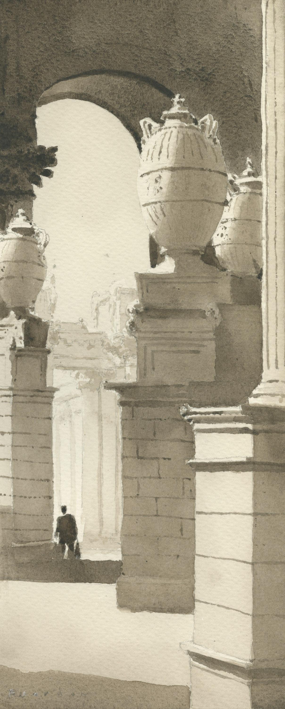 Palace Urns
