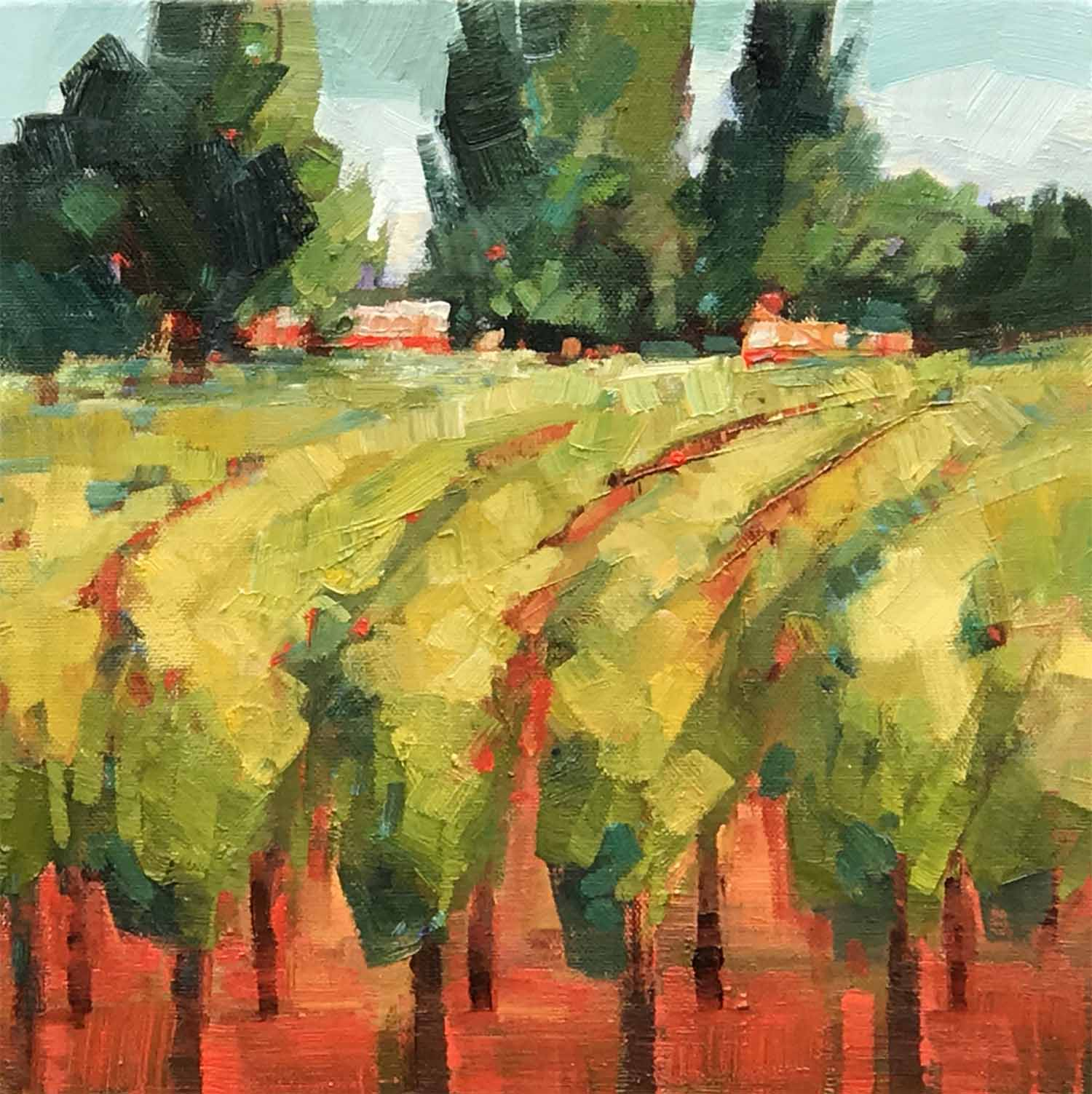 Wine Country Summer