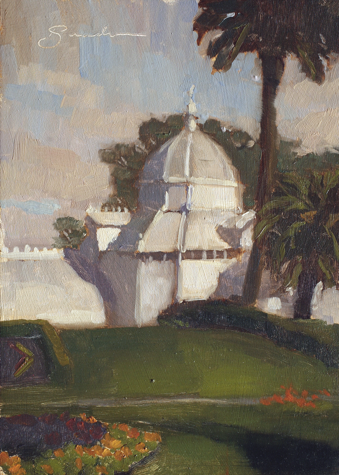 Conservatory of Flowers Study