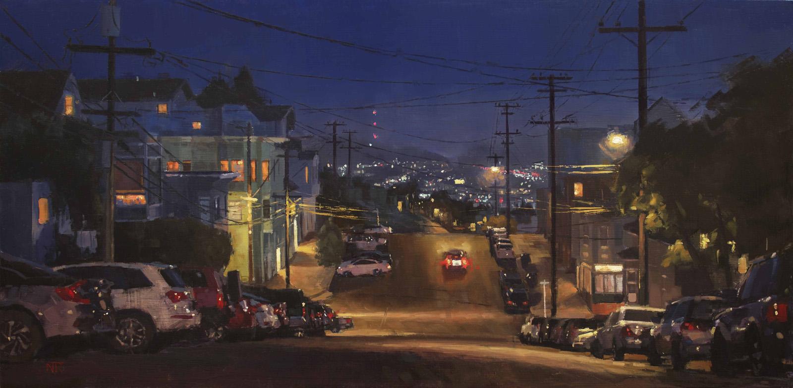 Potrero Evening