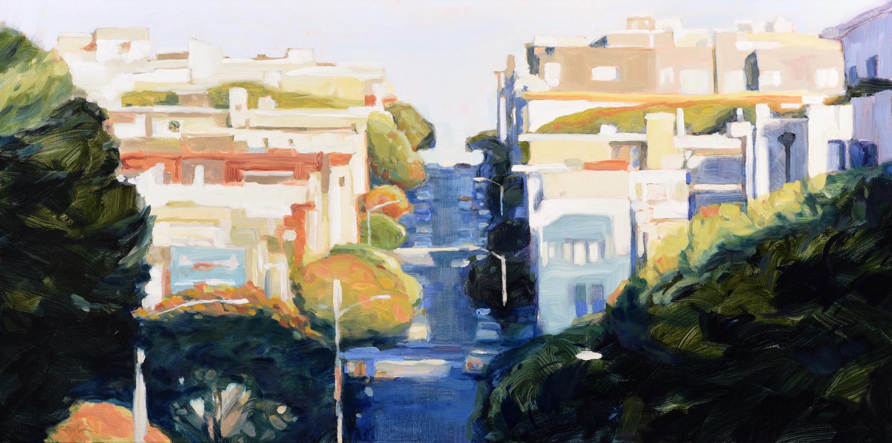 Pacific Avenue Nob Hill