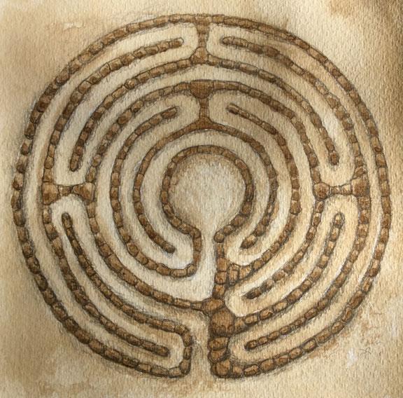 Coffee Labyrinth