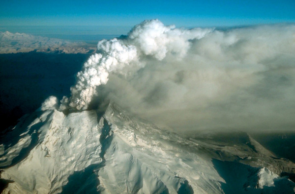Learn about volcanic ash...