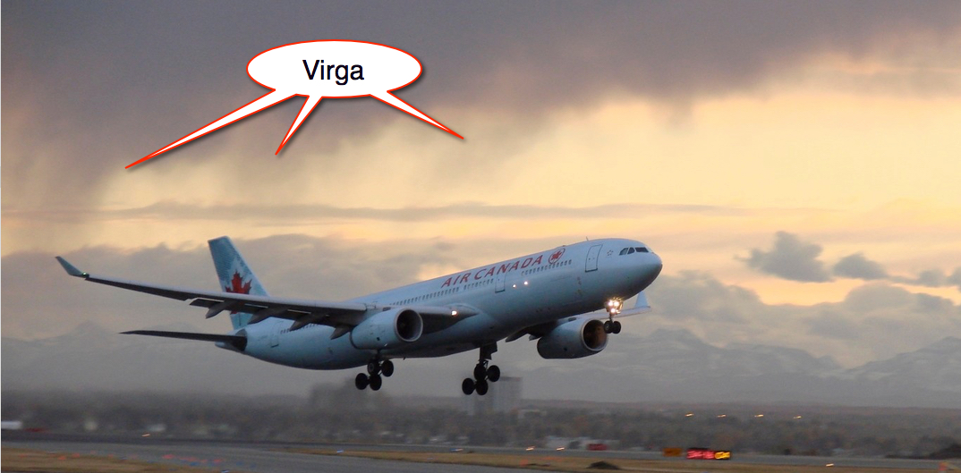 Learn about virga...