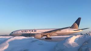 United delayed for 20 hours in Goose Bay, Labrador.