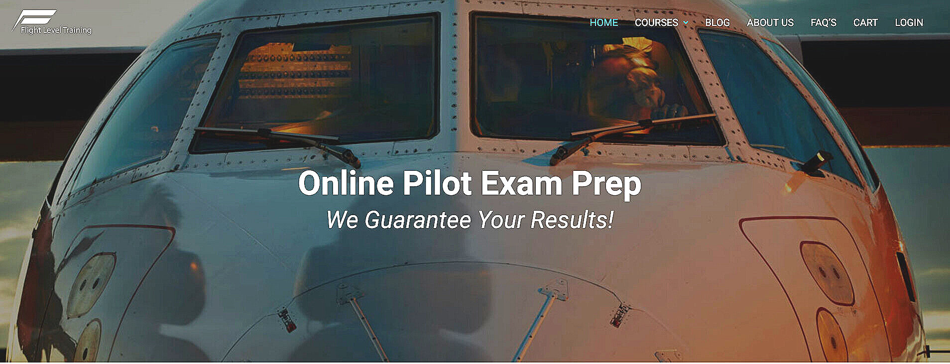 Their site:   Flight Level Training