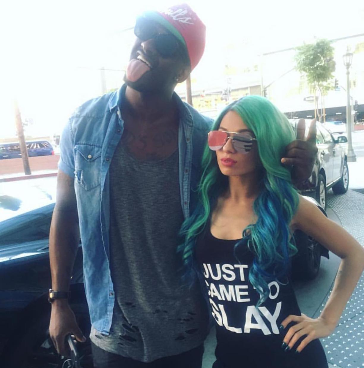 Mariah Lynn  - Rapper and VHI Reality Star