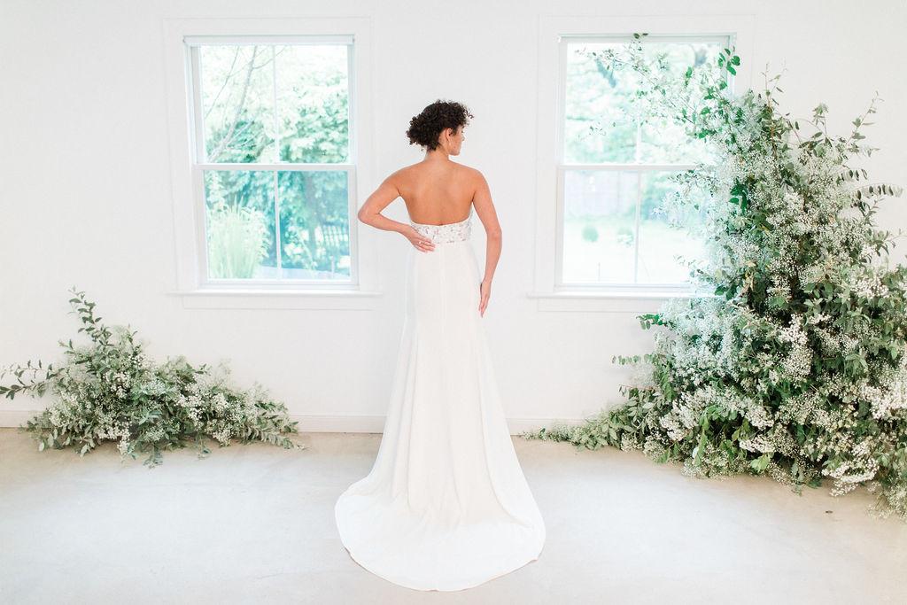 Jaclyn Jordan New York Sophia Wedding Gown