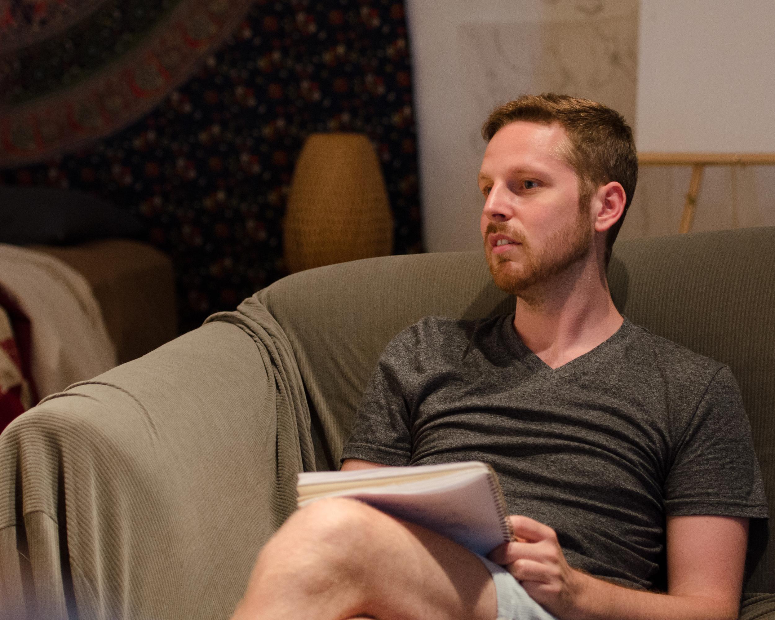 Director Alex Beck  THE RETURN