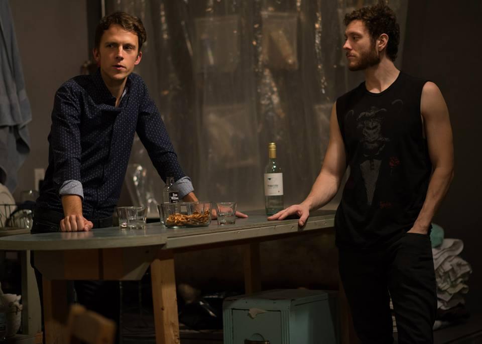 Justin Goodemoot and Patrick Newton  THE BINGE