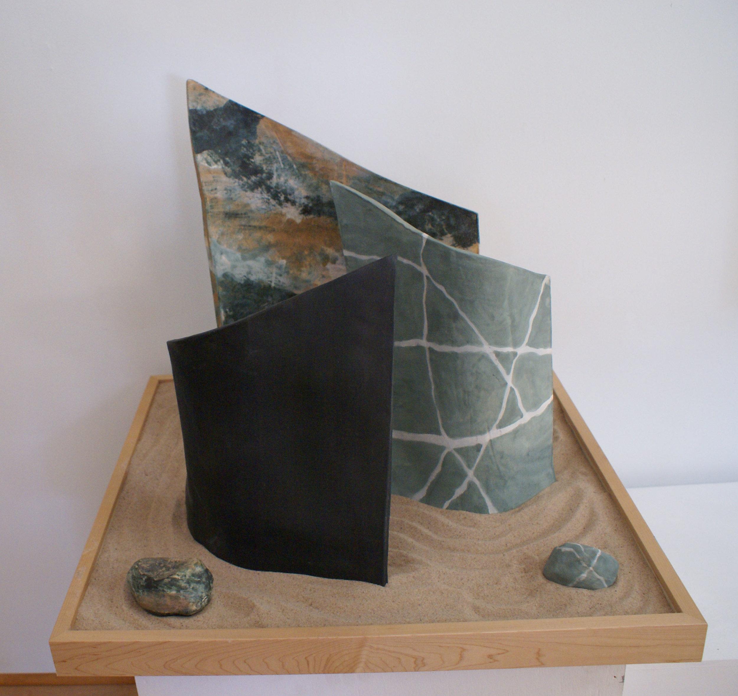 Inspired by Lake Erie Shore Rocks