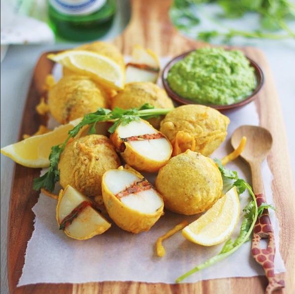 Packed Potatoes, Kenyan Style