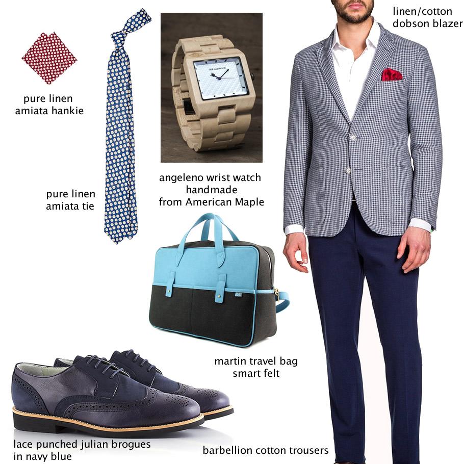 mens ethical clothing business blue,jpg