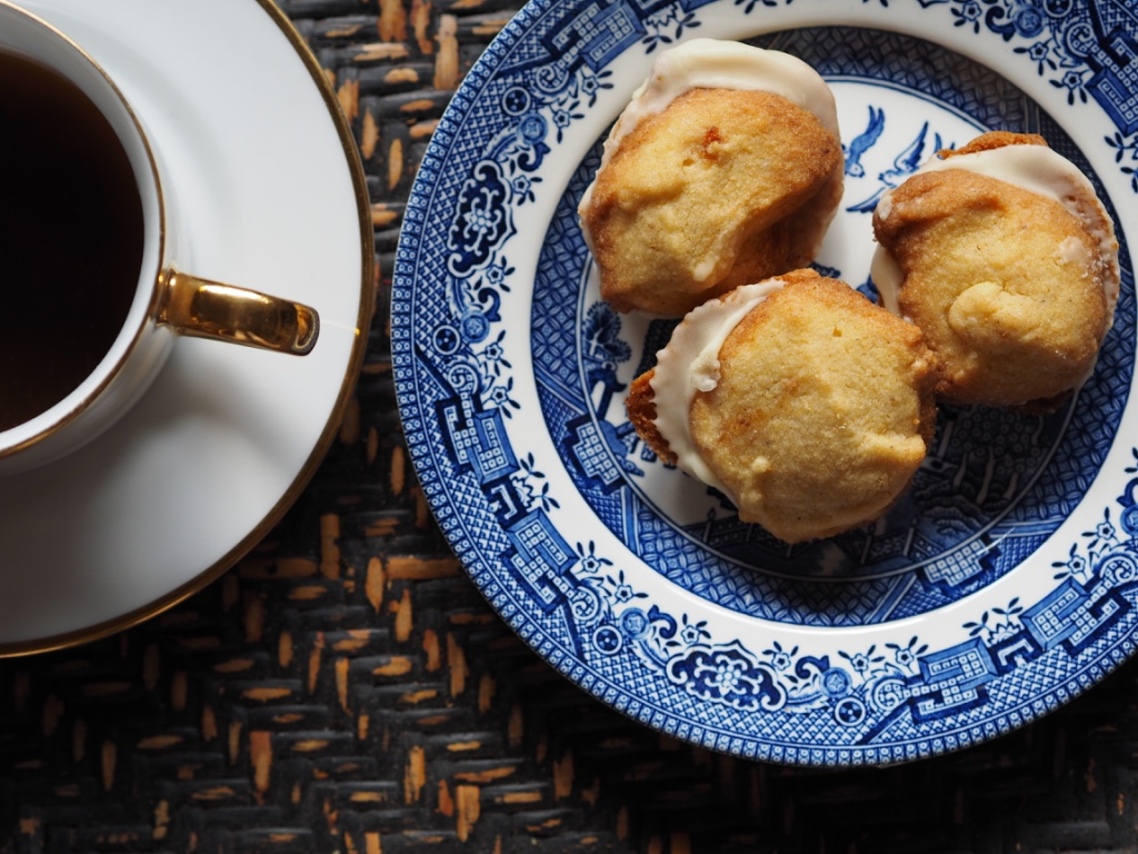 Melting Moments are so aptly named, because the short, crumbly texture of the biscuit really does Melt in a Moment!