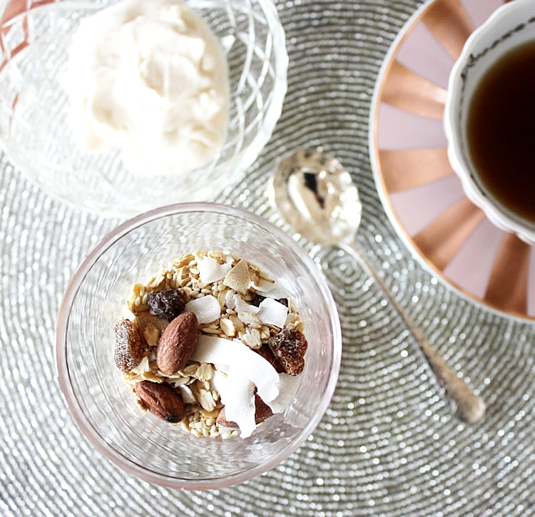 sugar free sesame seed granola recipe