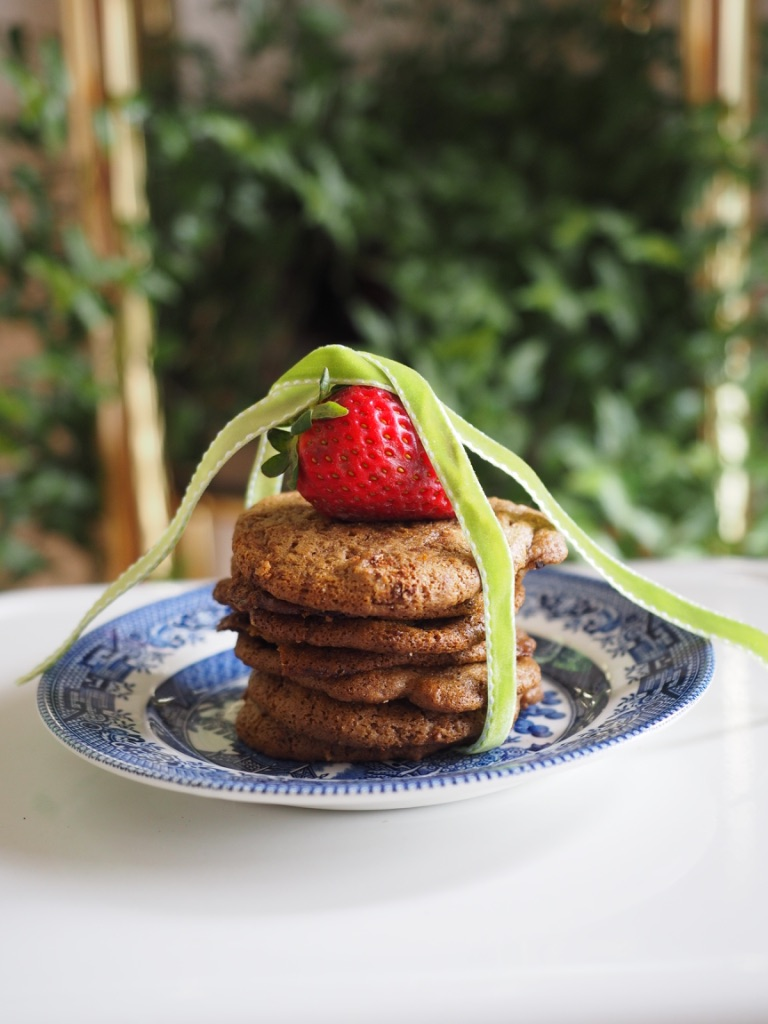 Ginger Spiced Biscuits