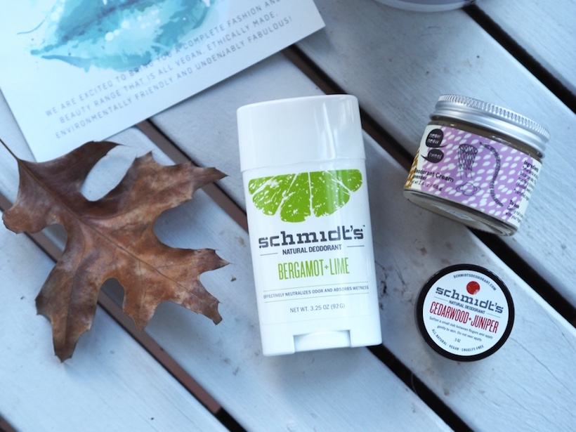 Natural Deodorants That Actually Work!Review: Schmitz + Meow Meow Tweet - REVIEW