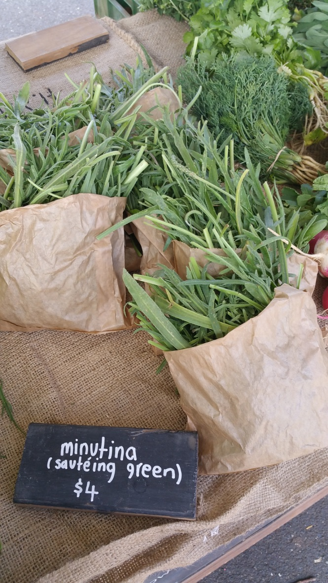 instead of plastic - Look for paper bags,or even better,take your own fabric bagsmade from organic cotton or linen when shopping for fresh food.