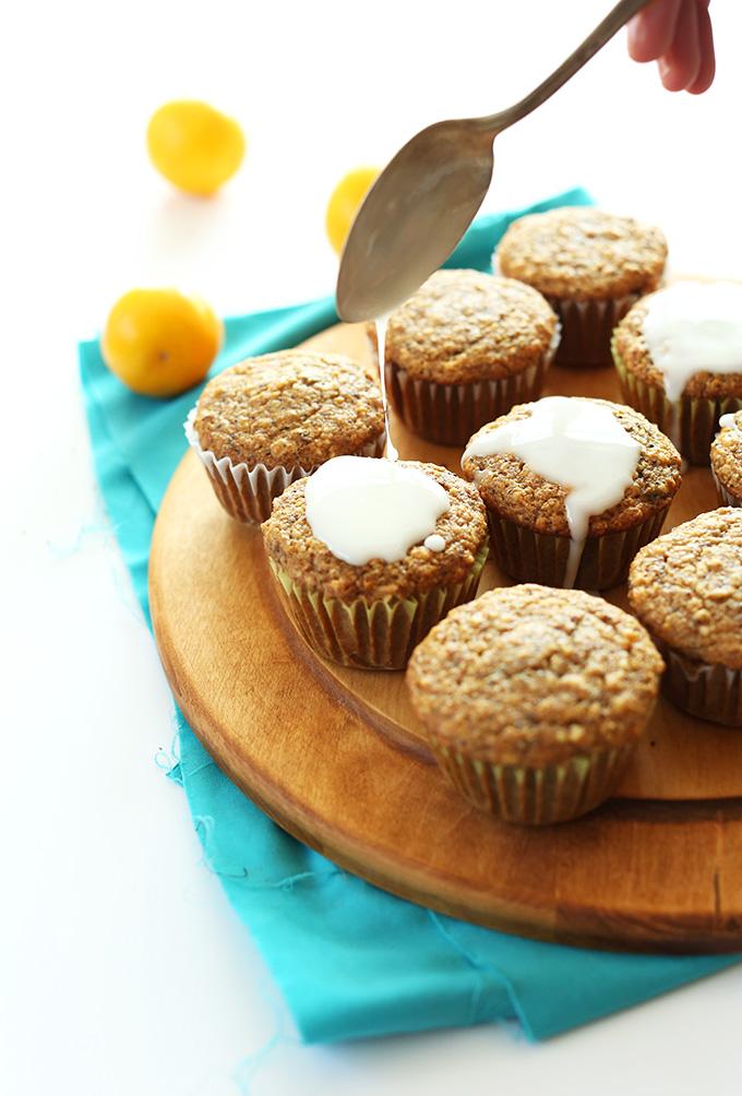 5: Meyer Lemon Poppy Seed Muffins - Minimalist Baker