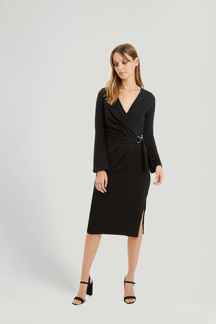 Teagan wrap dress, made from fair trade and organic cotton, by ethical clothing brand People Tree.