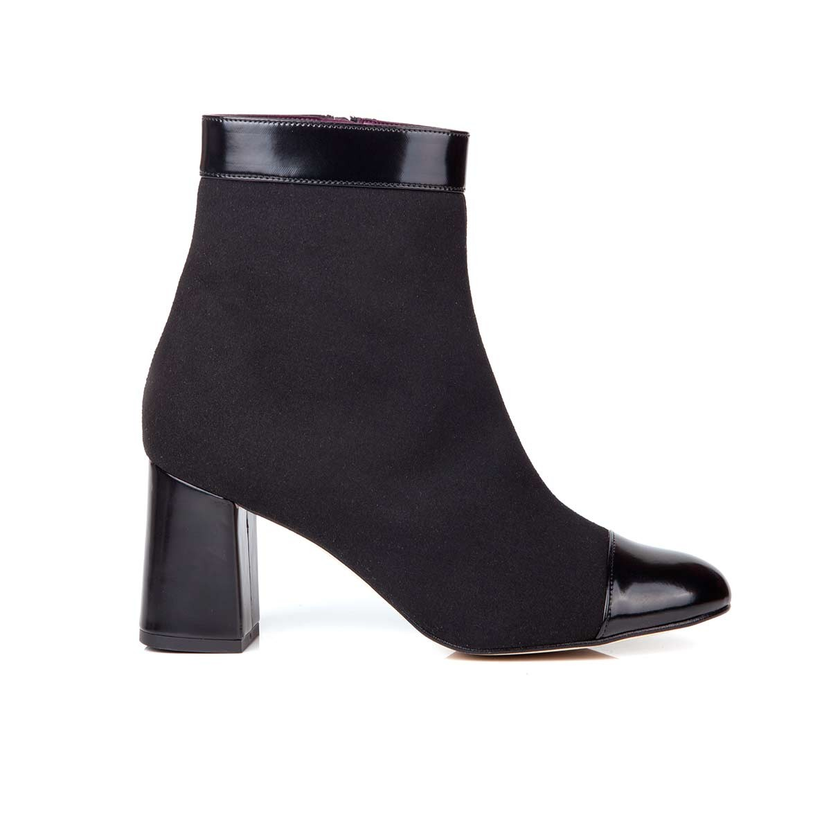 Beyond Skin Gorgeous Vegan Heel Ankle Boots Made In Spain