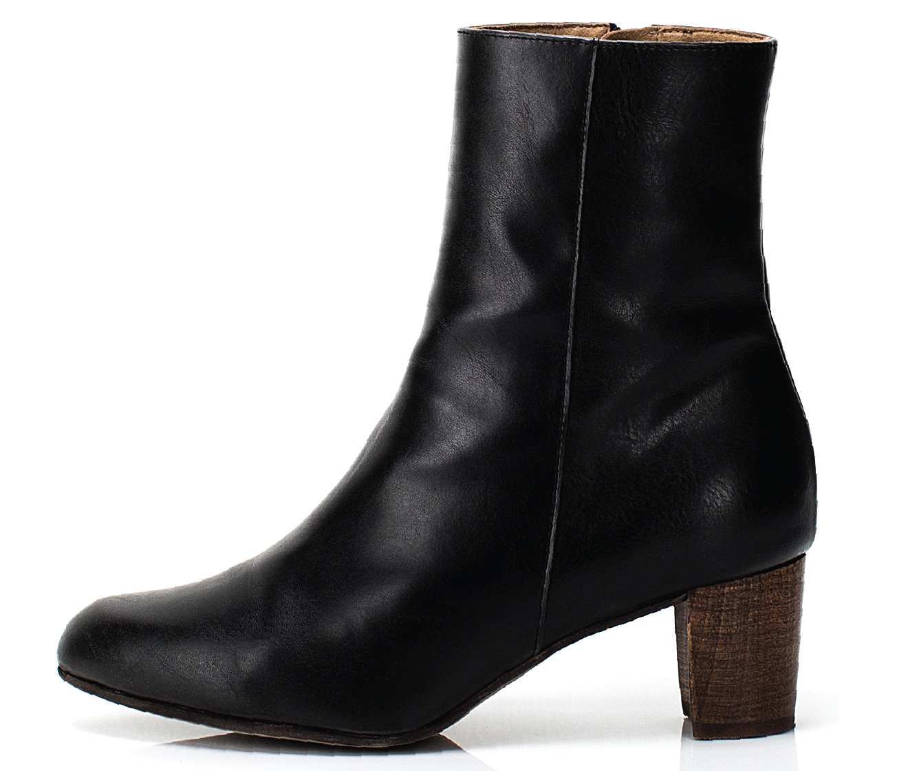 Eco friendly vegan boots designed in New York Ciry, America by Bhava Studio