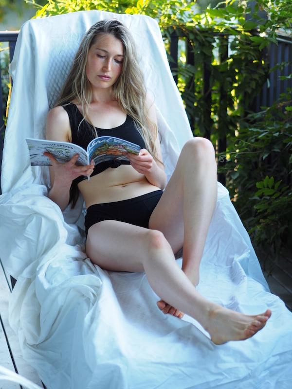 Eco-friendly, natural and organic underwear from WAMA Hemp Underwear.