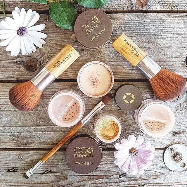ECO Minerals vegan makeup by  @greenspiritno
