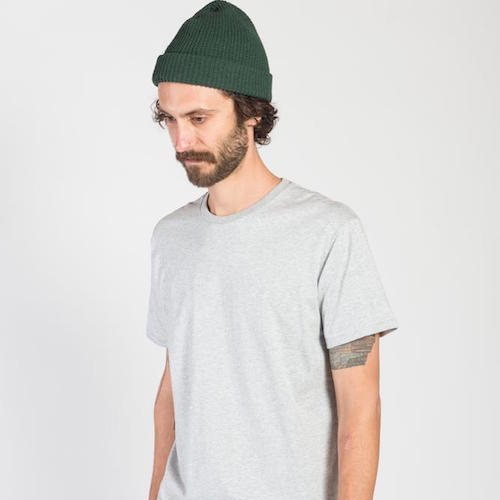 Vege Threads - Organic cotton t-shirts and henley shirts, made in Australia. (Ethical Clothing Australia certified).