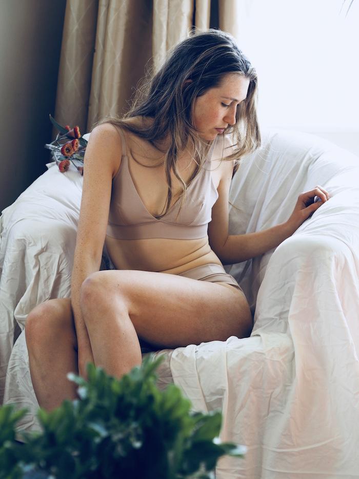 Organic Basics Danish eco-friendly underwear brand, made ethically from GOTS organic cotton.