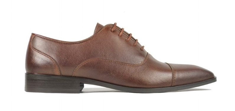 Men's vegan dress shoes by Zette. From Melbourne, Australia brand Zette Shoes.