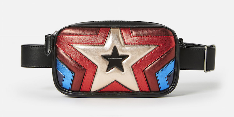 Stella McCartney vegan-friendly, ethical hip belt bag
