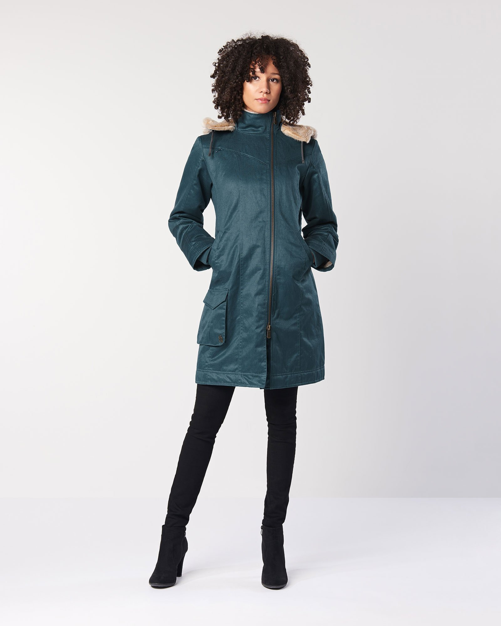 2.Coat - Game changing winter warmth from Hood Lamb.