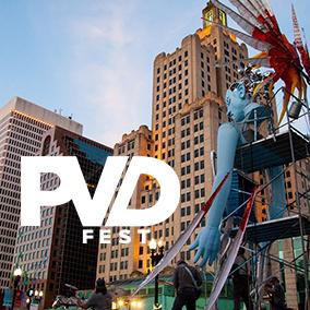 Providence Fest 2016, Providence, Rhode Island