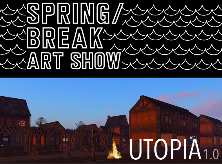 Utopia 1VR at Spring Break 2018