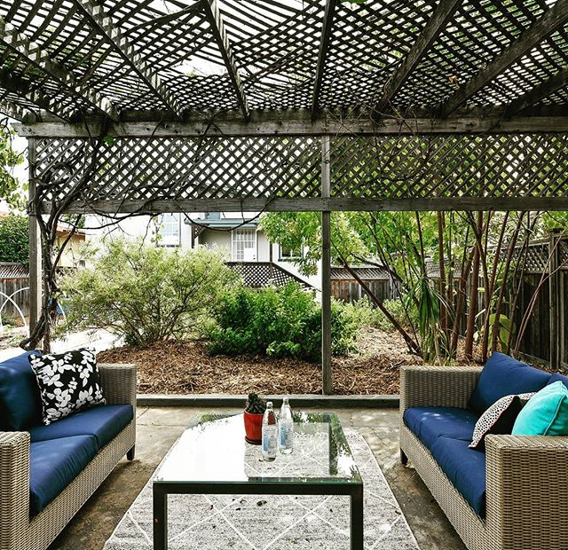 This back yard is perfect for outdoor entertaining. 3600Nevil.com