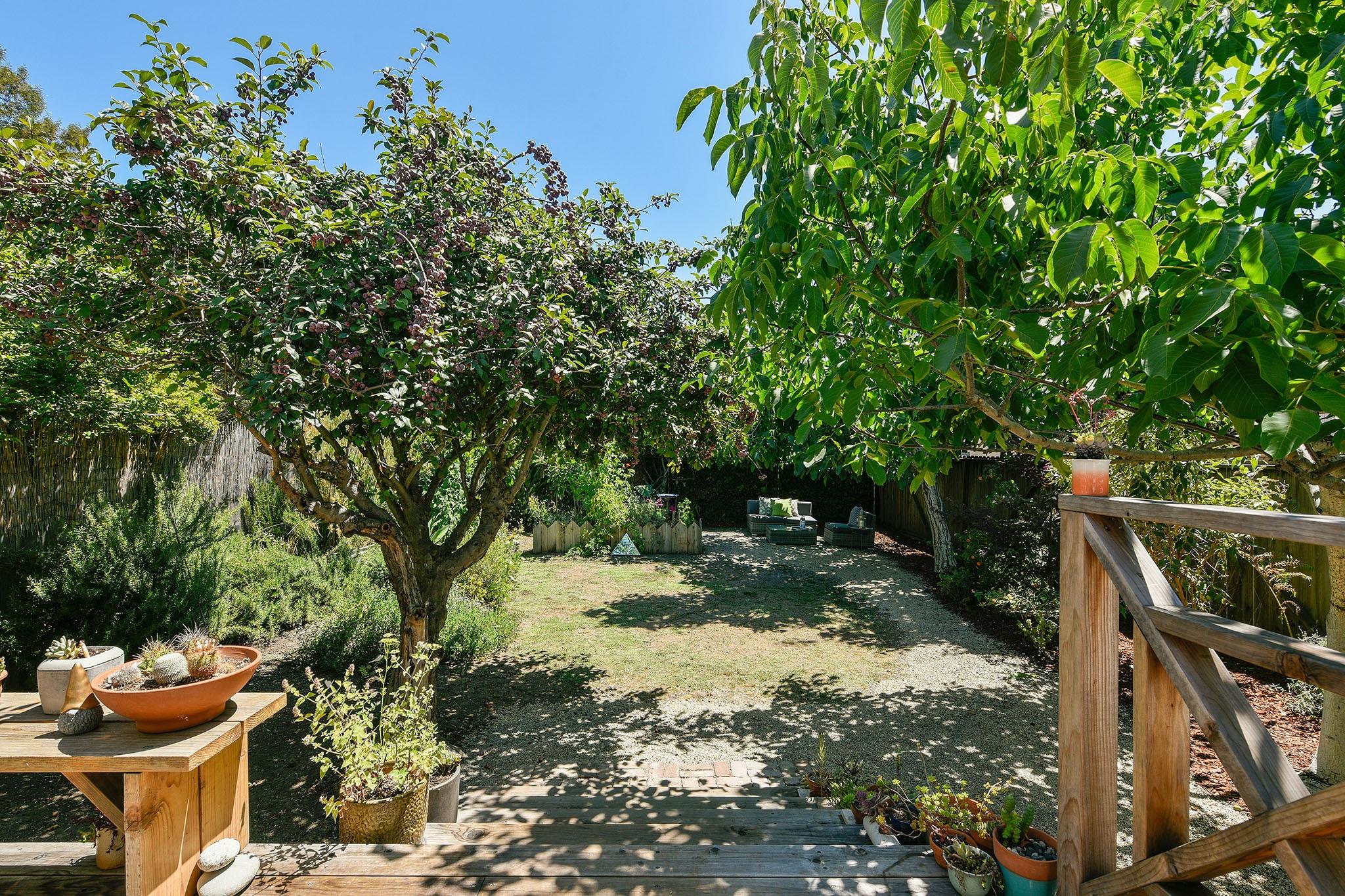 Gorgeous gardens at 2034 Austin Street