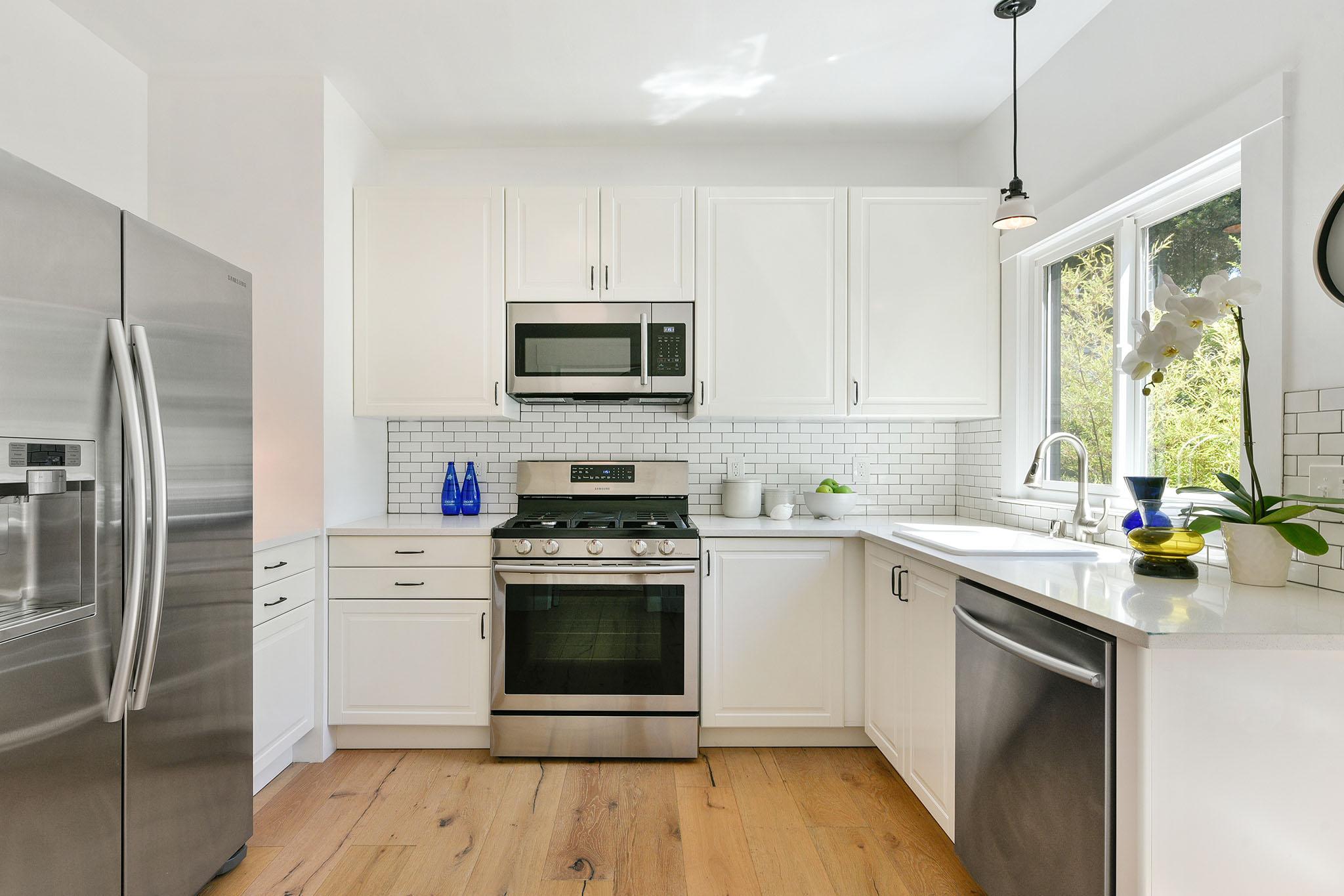 Beautiful kitchen at 2034 Austin