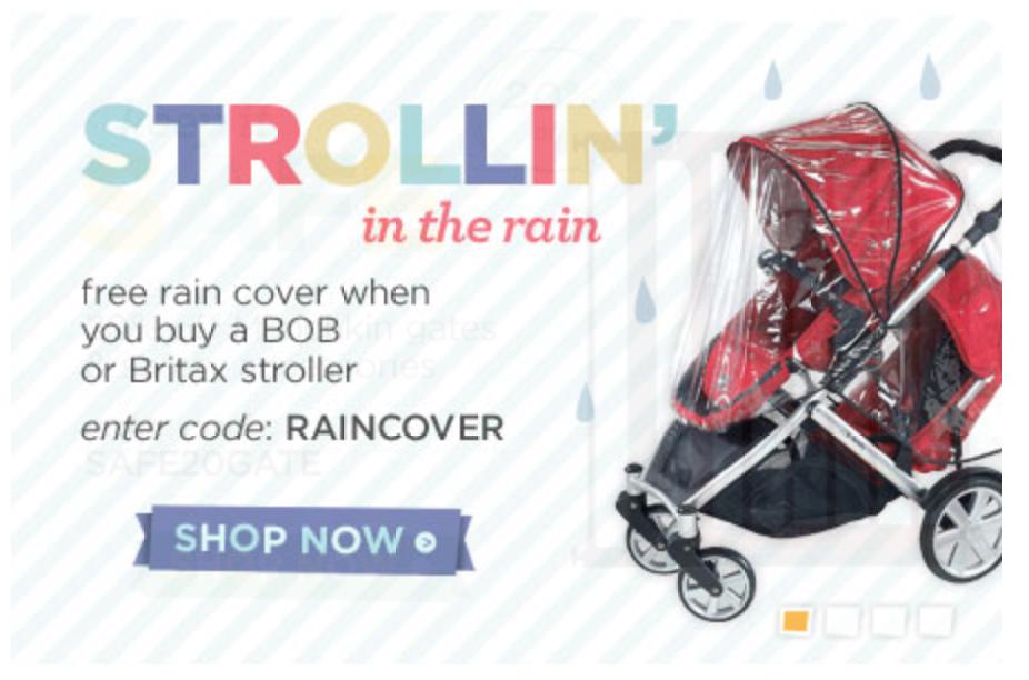 Banner: Strollers