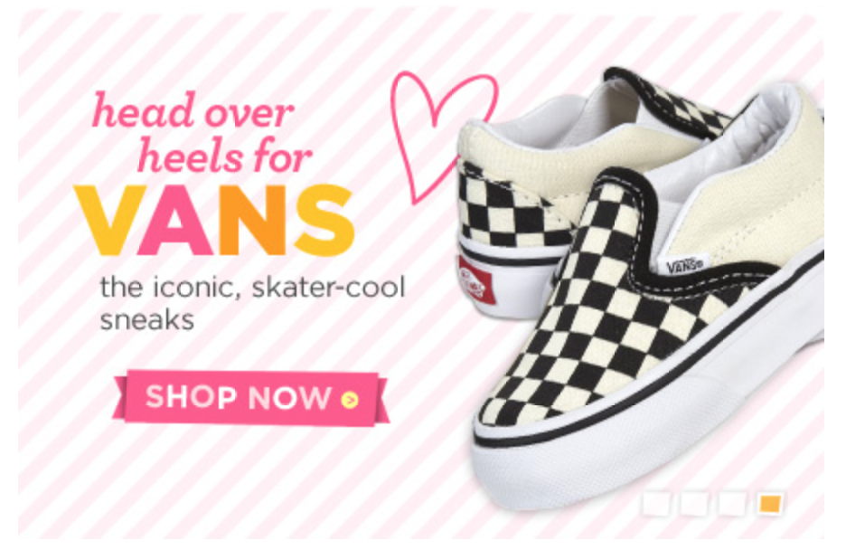 Banner: Shoes