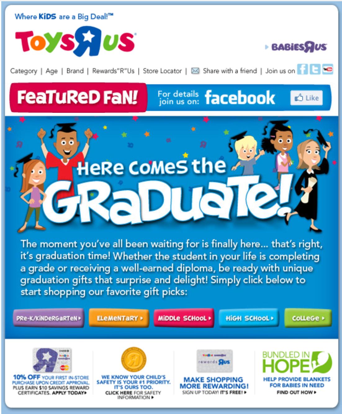 Email: Graduation