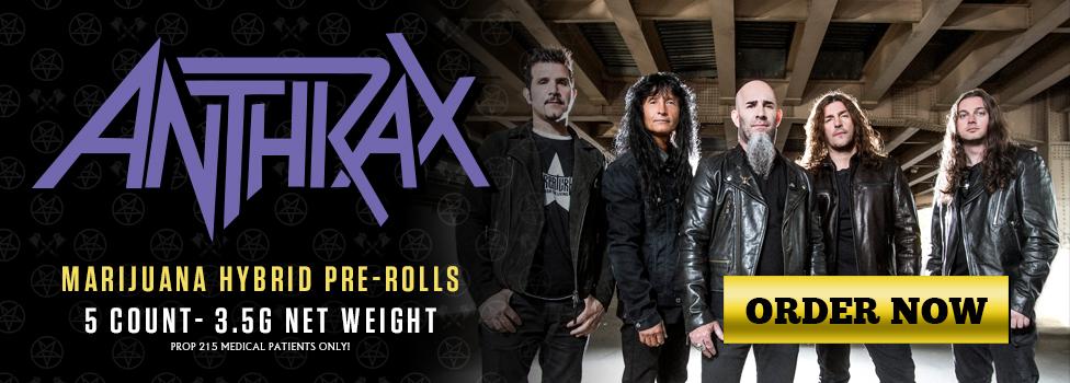 Anthrax Hybrid Pre-rolls