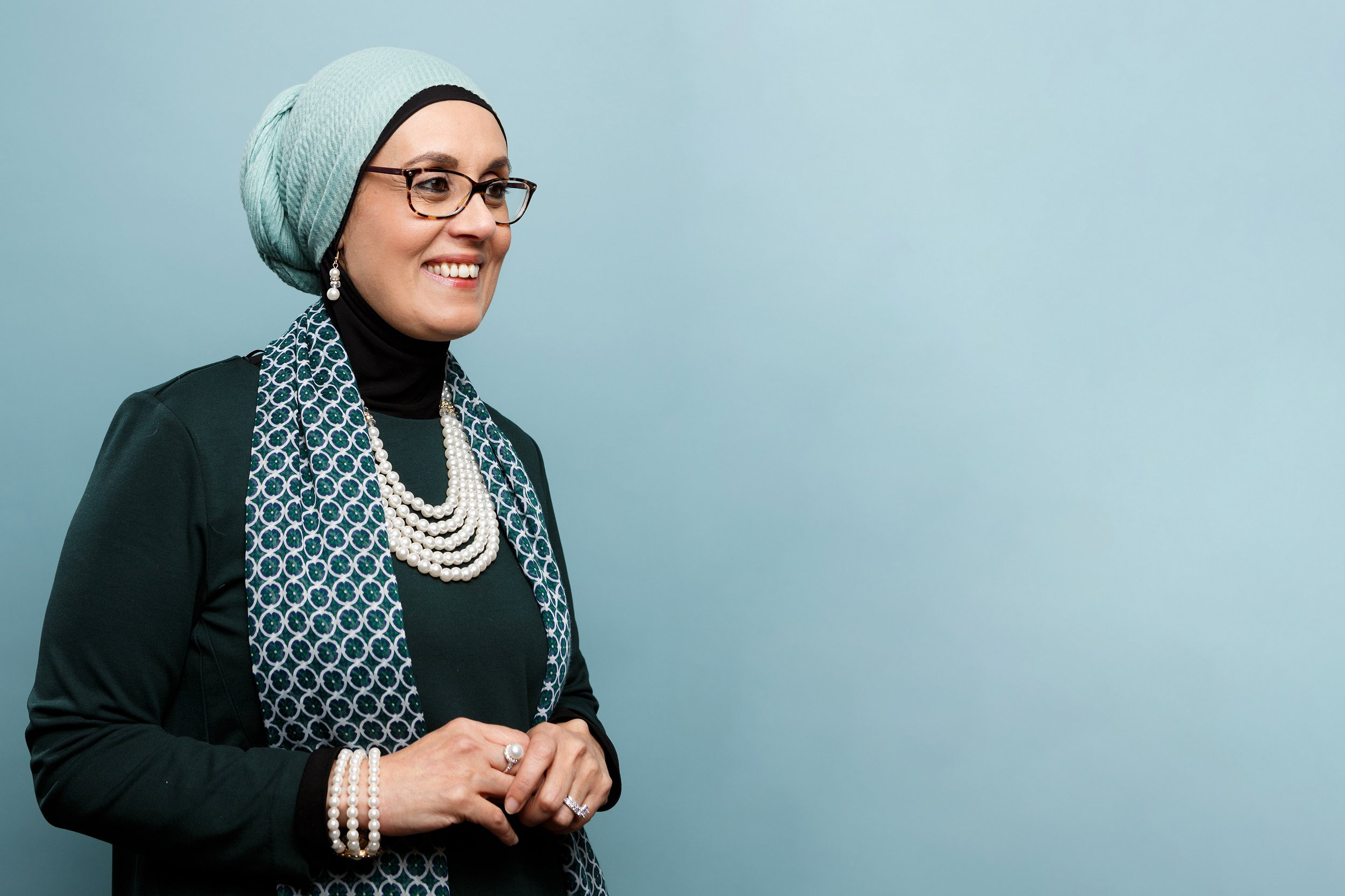 Muslims for American Progress - a project of the Institute for Social Policy and Understanding